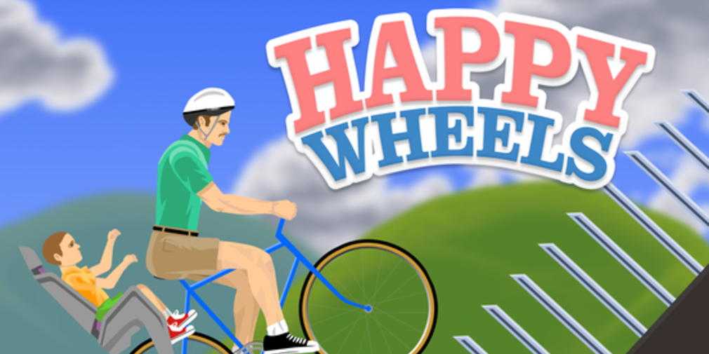 Happy Wheels developer Fancy Force is bringing their popular game to Android and you can sign up to be part of the beta now