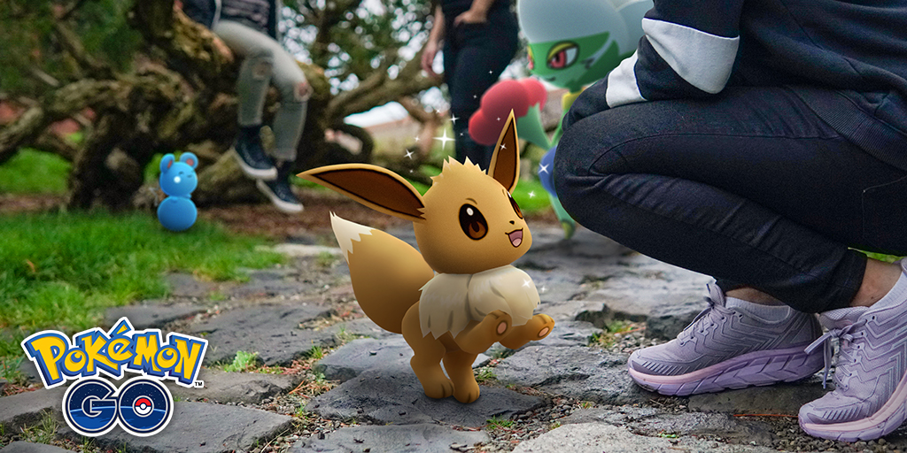 Pokemon GO now lets you make edit and improvement suggestions for in-game locations