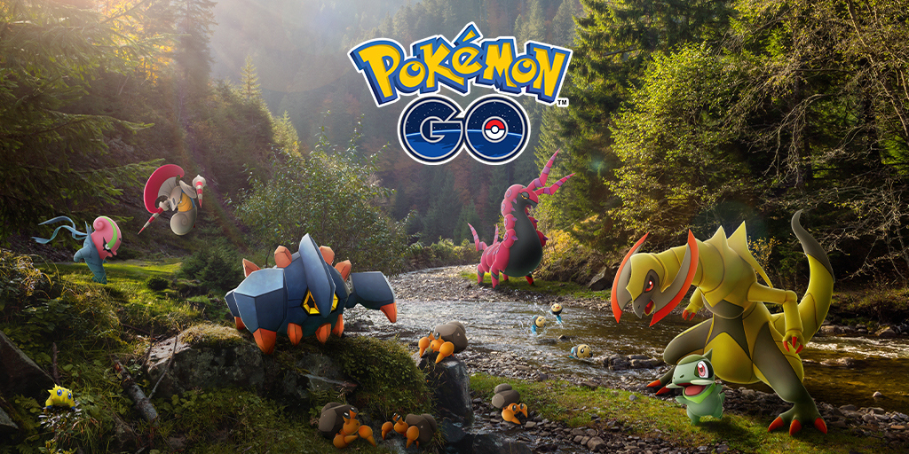 Pokemon Go sees the arrival of more Unova region Pokemon and the introduction of Trade Evolutions