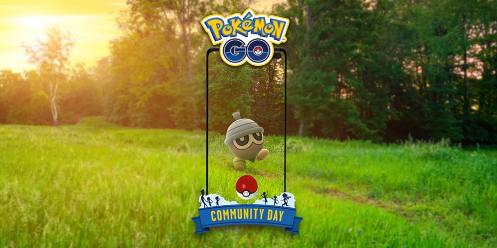 Pokemon Go's May Community Day Event will celebrate Seedot when it takes place on the 24th