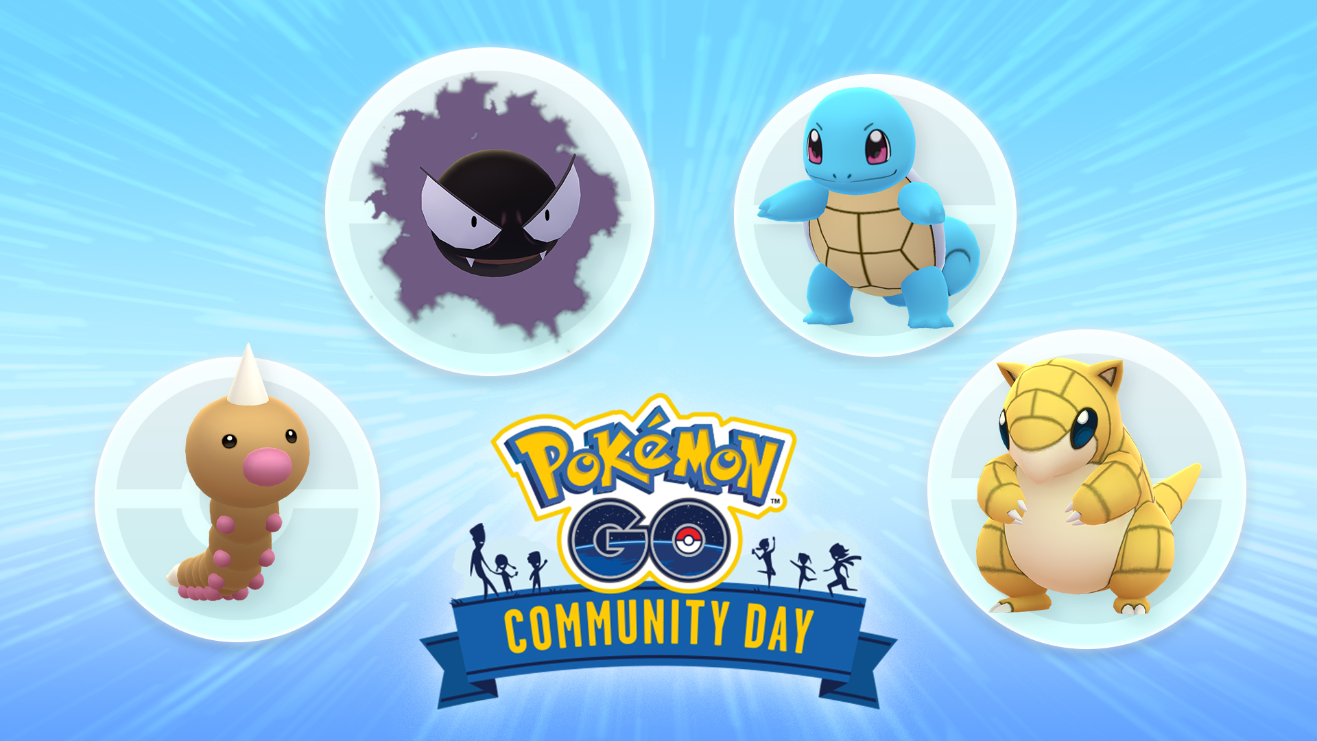 Pokemon Go will hold a vote to determine which Pokemon will feature in the June and July Community Days