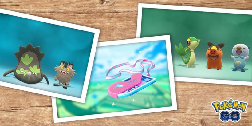 Pokemon Go's Throwback Challenge 2020 Special Research is available now alongside some new Galarian forms