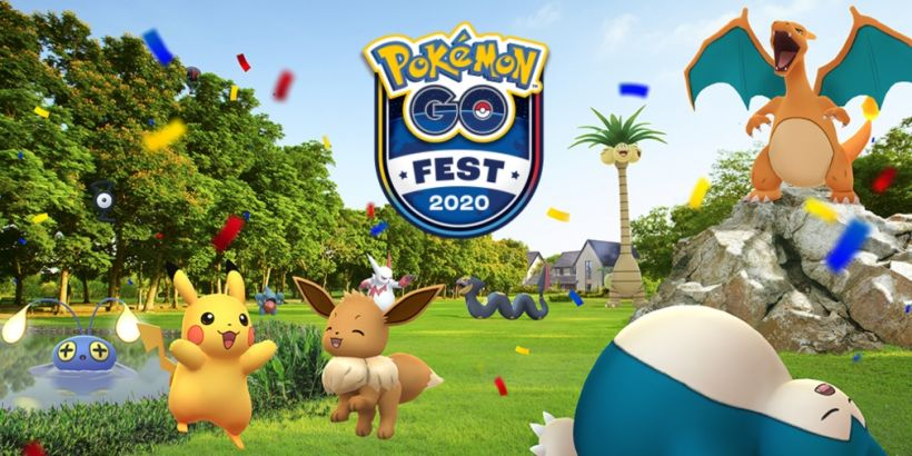 Pokemon Go Fest 2020 details have been unveiled by Niantic and tickets for the digital event are available now