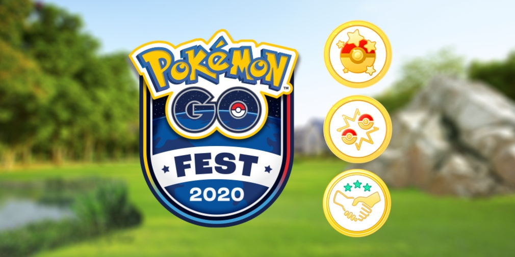 Pokemon Go's Weekly Challenges that will take place before Go Fest 2020 have been unveiled by Niantic