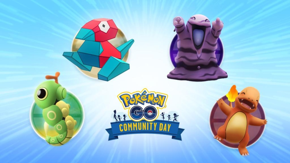 Pokemon Go will hold a vote to determine which Pokemon will feature in the September and Octorber Community Days