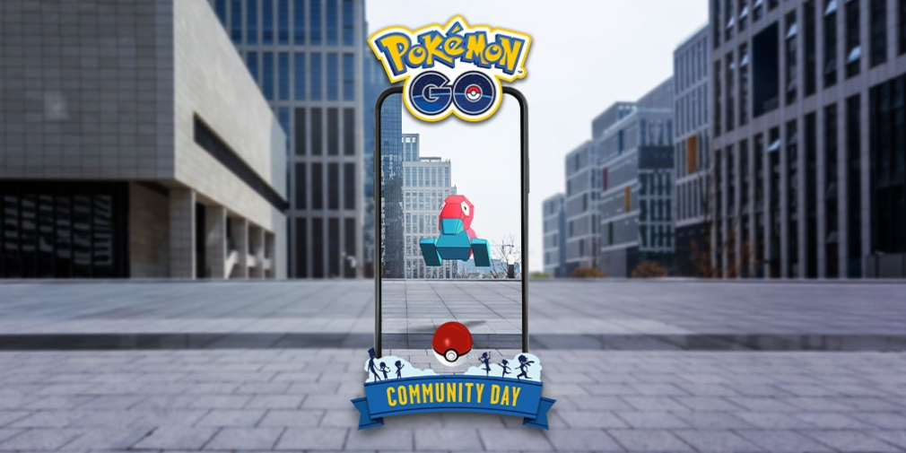 Pokemon Go's September Community Day will feature Porygon following a fan vote