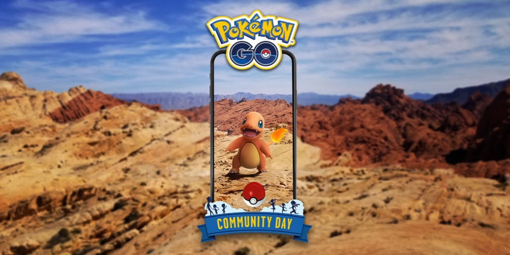 Pokemon Go's October Community Day, featuring Charmander, will take place on the 17th