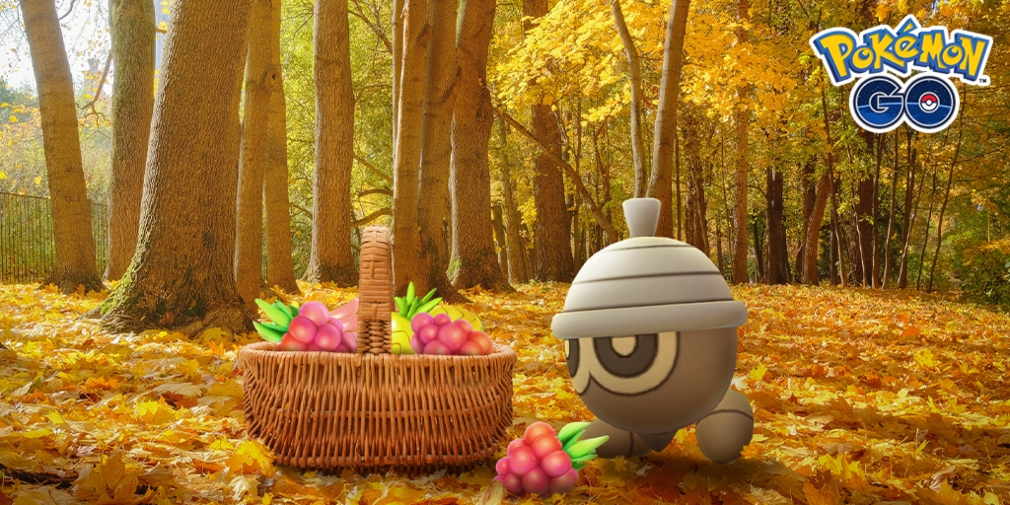 Pokemon Go will see Deerling makes its debut next week alongside more autumn-themed Pokemon in the wild