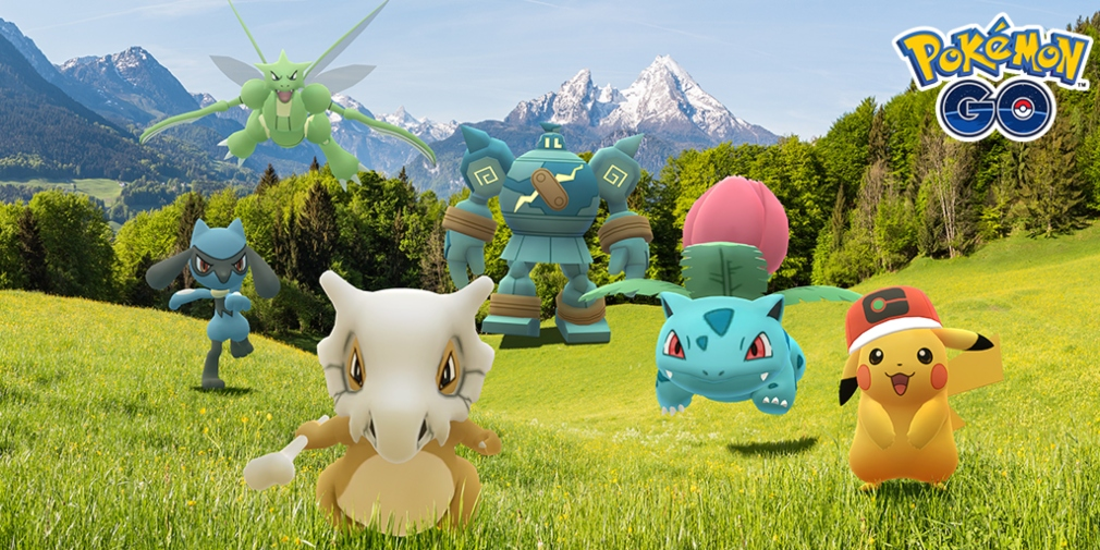 Pokemon Go will celebrate Pokemon Journeys: The Series in November with a week of events