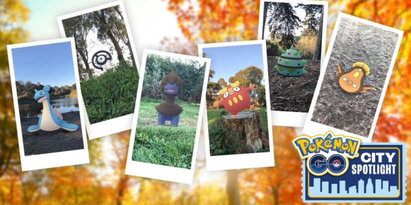 Pokemon Go will host a City Spotlight event in specific places later this month