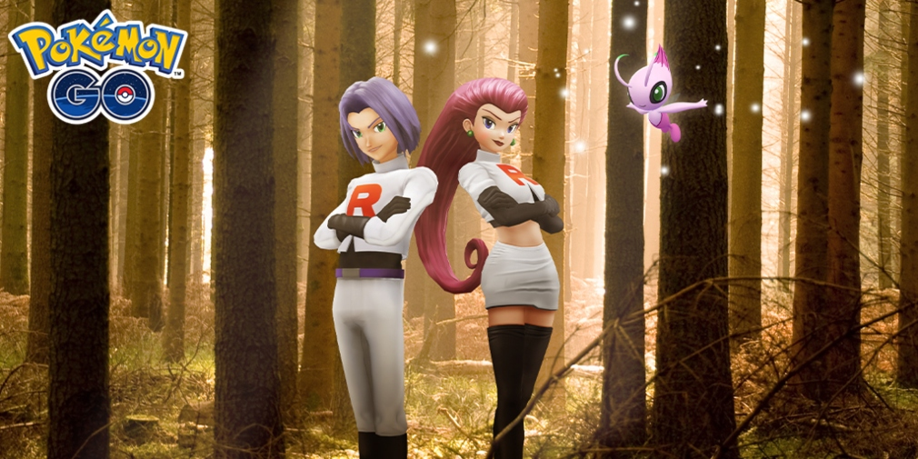 Pokemon Go will celebrate Pokemon the Movie: Secrets of the Jungle with an event that rewards players with Shiny Celebi