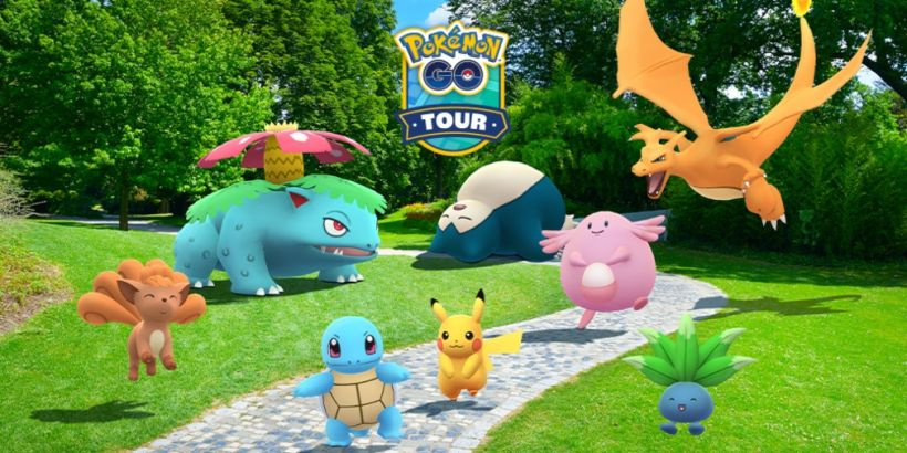 Pokemon Go's upcoming Kanto Tour event will see the region's 150 Pokemon appearing in the wild, raids and encounters