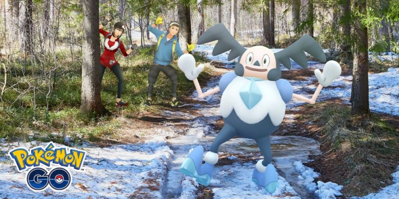 Pokemon Go will see the debut of Galarian Mr. Mime and Mr. Rime in a Special Research Story later this month