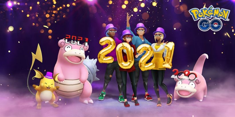 Pokemon Go will celebrate the New Year with costumed Pokemon, avatar items and more