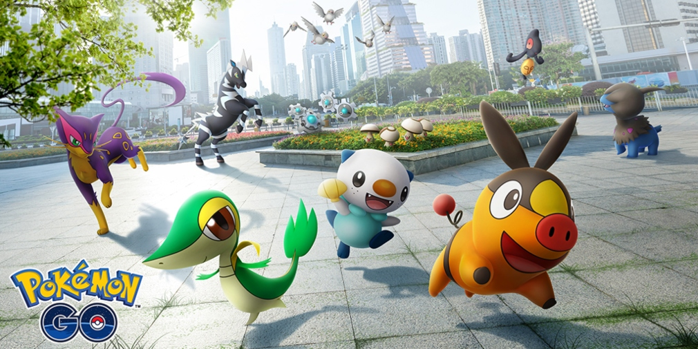 Pokemon Go will celebrate Unova in January with a plethora of Pokemon from the region appearing in the wild