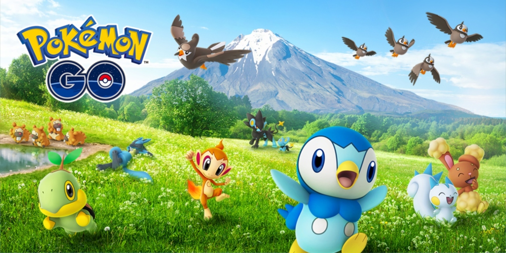 Pokemon Go will celebrate Sinnoh next week with plenty of Pokemon from the region appearing in the wild