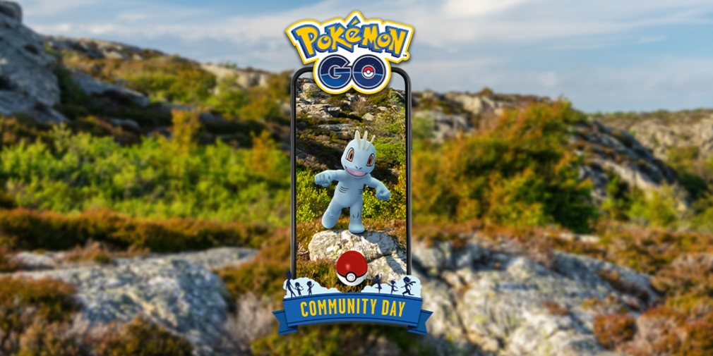 Pokemon Go's Machop Community Day event is set to take place this Saturday