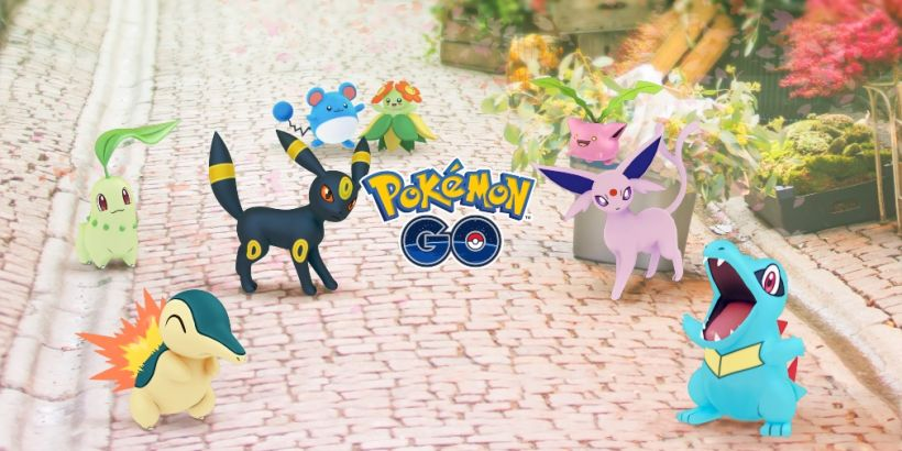 Pokemon Go will celebrate Johto next week with a host of Pokemon from the region appearing in the wild
