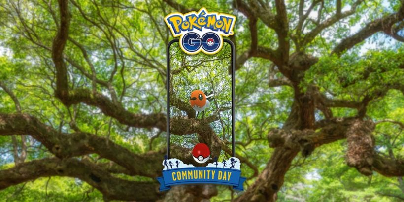 Pokemon Go's March Community Day event will feature Fletchling