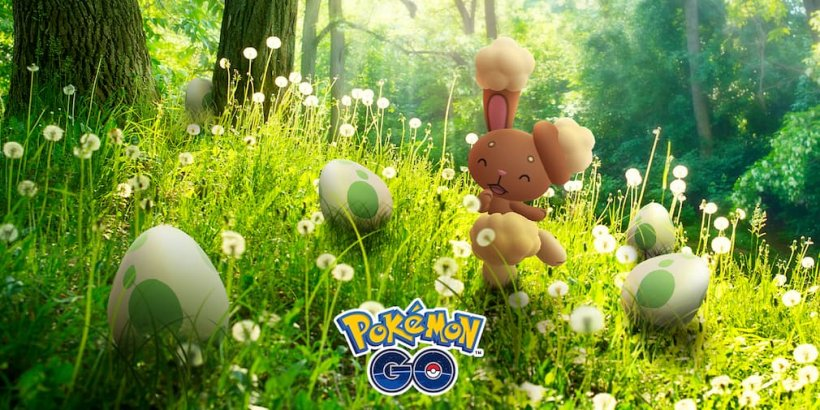 Pokemon Go's spring-themed event will introduce Mega Lopunny