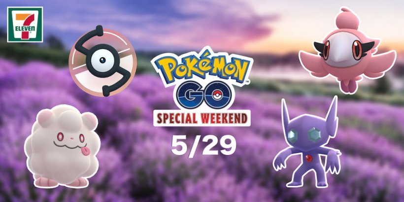 Pokemon Go partners with Verizon, 7-Eleven Mexico and Yoshinoya for a special weekend event