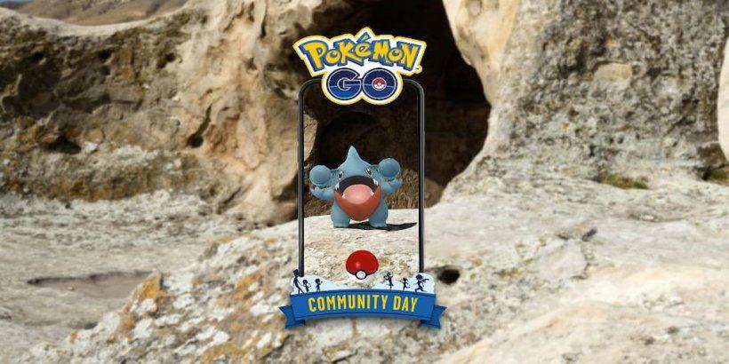 Pokemon Go to celebrate June's Community Day with Gible, the Land Shark Pokémon