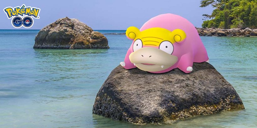 Pokémon GO's A Very Slow Discovery event is off to a chill, low-key start with Slowpoke