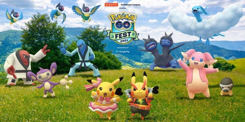 First look at the new Ultra Unlock event for the Pokemon GO Fest 2021
