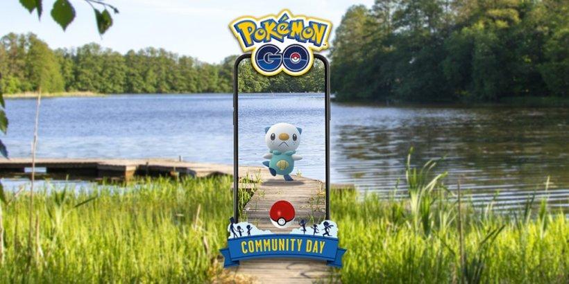 Pokémon GO's September Community Day event will feature Oshawott