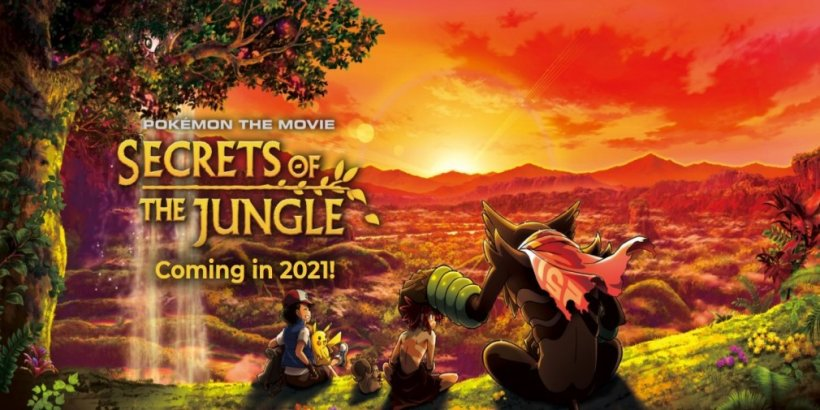 Zarude makes its debut in Pokémon GO to celebrate the release of Pokémon the Movie: Secrets of the Jungle