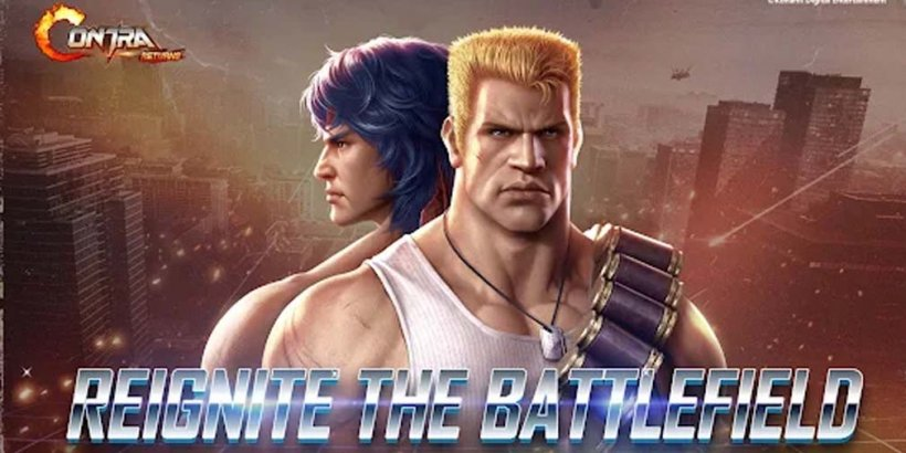 Contra Returns is finally out on iOS and Android, so fans of the classic run-and-gun franchise can now rest easy