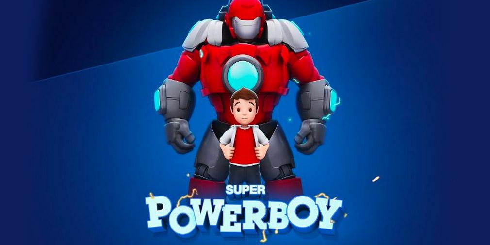 Super Powerboy icon