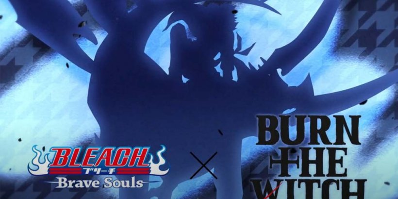 Bleach: Brave Souls x Burn the Witch collab event is giving away in-game goodies and official swag in real life