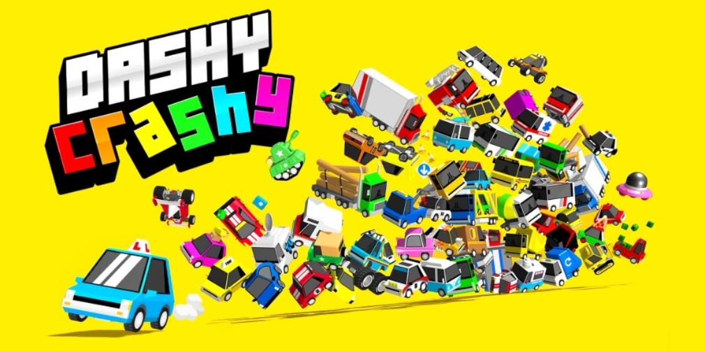 Dashy Crashy's 'Merry Crash-mas' event kicks off tomorrow with 12 days of festive challenges and rewards