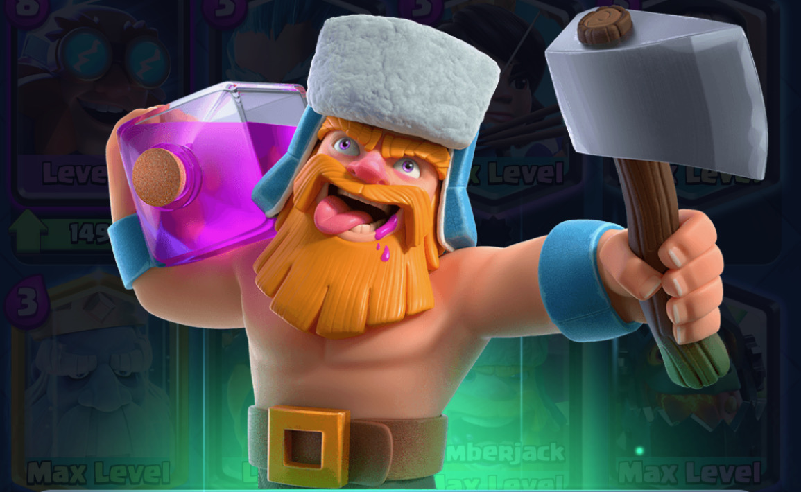 clash royale troops