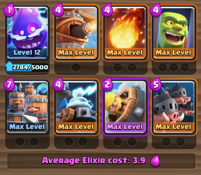 clash royale best decks