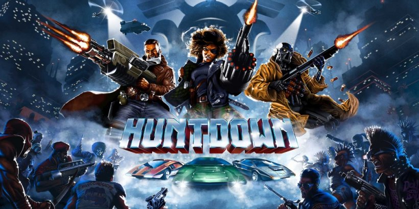 App Army Assemble: Huntdown - Does the critically acclaimed side-scrolling shooter translate well to mobile?