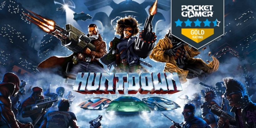 """Huntdown review - """"An exhilarating and challenging action adventure"""""""