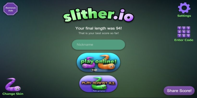 Slither.io Unblocked - What is it and where to download it