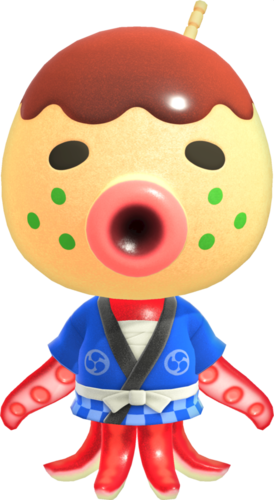 Zucker - Animal Crossing