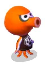 Чернильница Animal Crossing