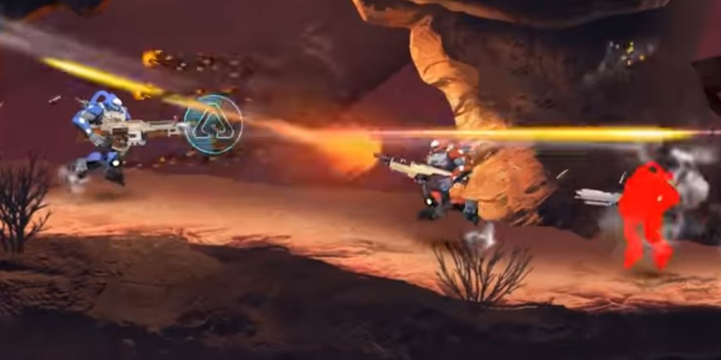 Armajet: Three reasons why you should check out this high flying shooter