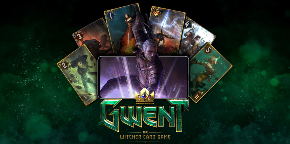 Gwent: The Witcher Card Game launches for Android today