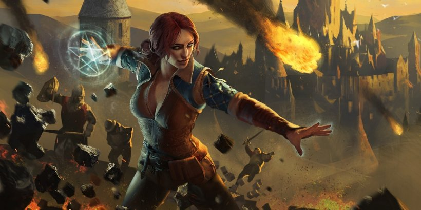 Gwent: The Witcher Card Game brings Journey back for a fifth season
