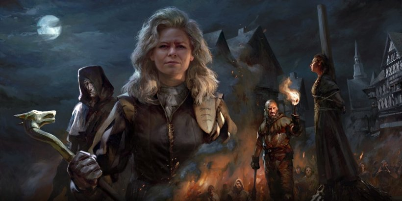 Gwent's Once Upon a Pyre expansion is out today on iOS and Android