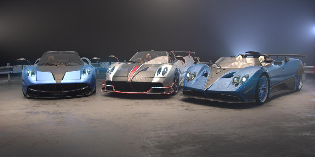 CSR Racing 2 adds Pagani Automobili's stunning Huayra
