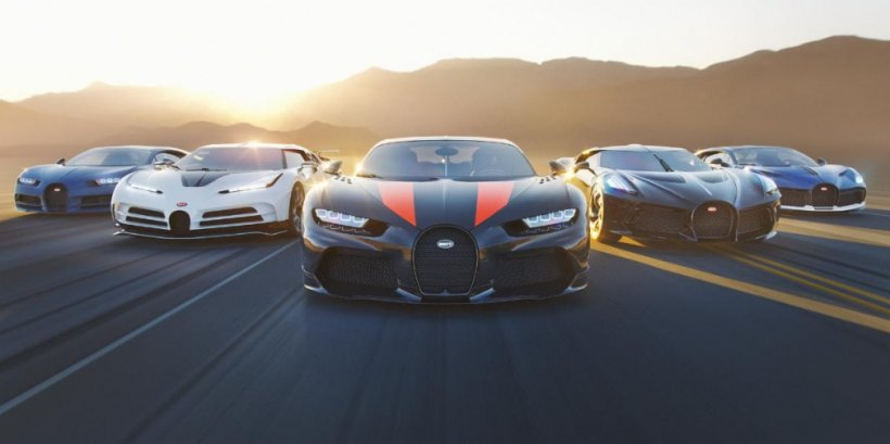 CSR Racing 2 celebrates Bugatti's 110th anniversary in style with a special event series