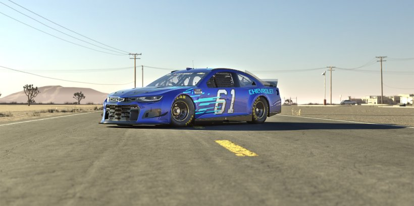 CSR Racing 2 introduces the iconic Chevrolet Camaro ZL1 1LE NASCAR race car as part of its American Road Trip Series