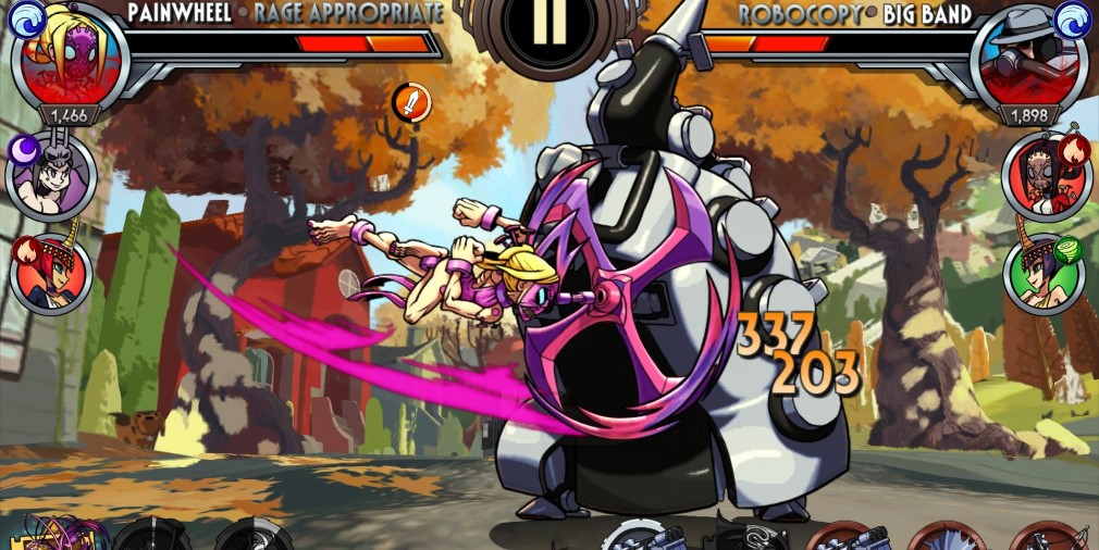 Skullgirls Mobile's massive PVP update cements its place as one of the best mobile fighting games