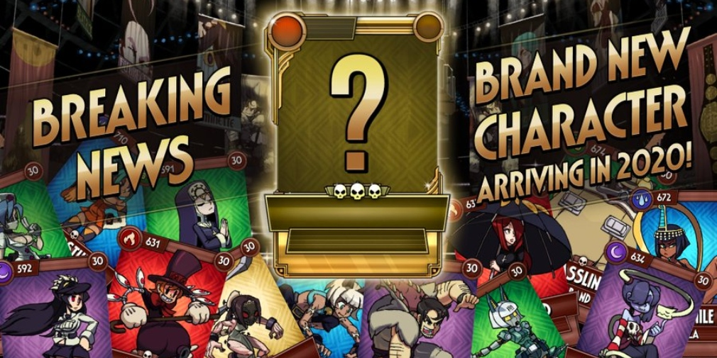 Skullgirls Mobile working alongside Lab Zero Games to release an all-new character later this year
